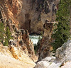 Yellowstone Canyon North Rim